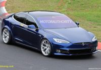 Teslamodel Luxury Tesla Model S Plaid Reportedly Beat the Porsche Taycan S