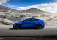 Teslamodel Luxury Tesla Will Start Delivering Its New Model Y This Quarter