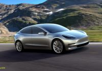 Teslamodel New Tesla Model 3 is Already World S Most Popular Electric Car