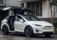 Teslamodel New Tesla Will Not Refresh Its Model S or Model X Electric