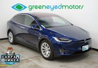 The Carfax Elegant 2017 Tesla Model X 100d