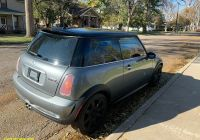 The Carfax Fresh 2004 Mini Cooper S