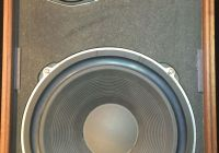 To Tesla Acoustic Tech Inspirational Vintage Wharfedale Speakers Rescued From A St Cloud Garage