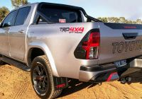 Toyata Tacoma Awesome Trd 2017 Hilux Ta A Side Shot