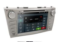 Toyota Camry 2008 New Hizpo Car Dvd Player for toyota Camry 2007 2008 2009