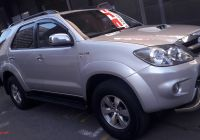 Toyota Car Price Awesome toyota fortuner 3 0d 4d for Sale In Gauteng