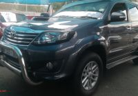Toyota Car Price Inspirational toyota fortuner for Sale In Gauteng