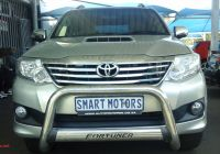 Toyota Car Price Lovely toyota fortuner 3 0d 4d for Sale In Gauteng