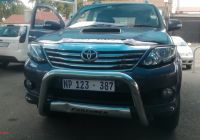 Toyota Car Price Unique toyota fortuner for Sale In Gauteng