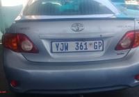 Toyota Cars for Sale Near Me Used Awesome toyota Corolla 2 0d 4d Advanced for Sale In Gauteng