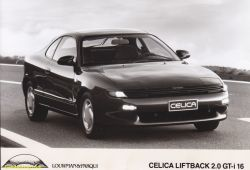 Luxury toyota Celica 2006