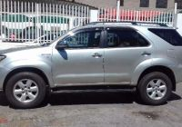Toyota Certified Awesome toyota fortuner 3 0d 4d 4×4 Auto for Sale In Gauteng