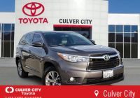 Toyota Certified Pre Owned Awesome Certified Pre Owned 2015 toyota Highlander Xle Fwd Sport Utility
