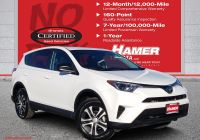 Toyota Certified Pre Owned Awesome Certified Pre Owned 2018 toyota Rav4 Le Awd Sport Utility