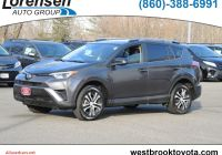 Toyota Certified Pre Owned Elegant Certified Pre Owned 2017 toyota Rav4 Le Awd Sport Utility