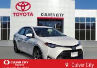 Toyota Certified Pre Owned Luxury Certified Pre Owned 2017 toyota Corolla Le Fwd 4dr Car