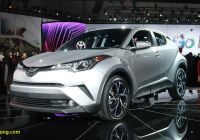 Toyota Chr Used Awesome 2018 toyota C Hr is the Scion that Should Have Been