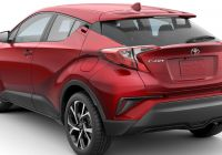 Toyota Chr Used New toyota Releases A 2020 C Hr with Added Zest