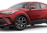 Toyota Chr Used Unique toyota C Hr Carves Out Its Own Niche for 2020 with New