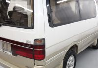 Toyota Convertible Fresh Used 1994 toyota Hiace for Sale at Duncan Imports and