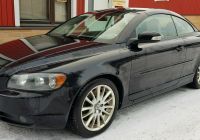 Toyota Convertible Fresh Volvo C70 2 0d Kinetic Aut Myyty Convertible 2008