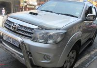 Toyota Corolla 2010 Awesome toyota fortuner 3 0d 4d 4×4 Automatic for Sale In Gauteng