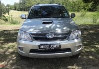 Toyota Corolla 2010 New toyota fortuner 3 0d 4d 4×4 for Sale In Gauteng