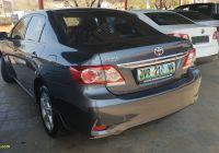 Toyota Corolla 2012 Inspirational toyota Corolla for Sale In Rustenburg