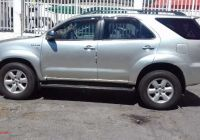 Toyota Corolla Sport Inspirational toyota fortuner 3 0d 4d 4×4 Auto for Sale In Gauteng