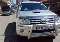 Toyota Corolla Used New toyota fortuner 3 0d 4d 4×4 Auto for Sale In Gauteng