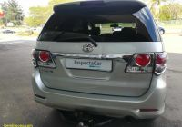 Toyota Cpo Inspirational Buy 2014 toyota fortuner 3 0d 4d R B for Sale In