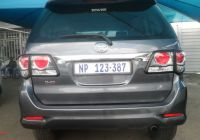 Toyota Dealership Beautiful toyota fortuner for Sale In Gauteng