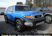 Toyota Fj Cruiser for Sale Luxury Pre Owned 2007 toyota Fj Cruiser 4wd Sport Utility