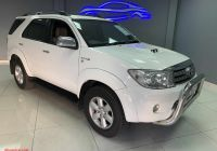 Toyota Pre Owned Awesome Buy 2011 toyota fortuner 3 0d 4d 4×4 for Sale In