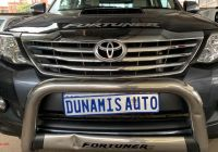 Toyota Pre Owned Inspirational toyota fortuner 3 0d 4d for Sale In Gauteng