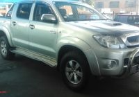 Toyota Pre Owned Inspirational toyota Hilux 3 0d 4d Raider for Sale In Gauteng