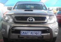 Toyota Pre Owned Luxury toyota Hilux 3 0d 4d Raider for Sale In Gauteng