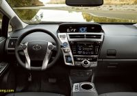 Toyota Prius 2016 Best Of View toyota Prius V Interior and Exterior Photos and