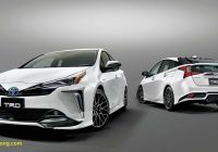 Toyota Prius Awesome 2019 toyota Prius Gets Sporty Makeover From Trd