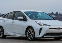 Toyota Prius Awesome 2019 toyota Prius Review Pricing and Specs
