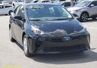 Toyota Prius Awesome New 2019 toyota Prius Le Fwd Hatchback