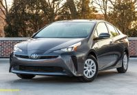 Toyota Prius Beautiful Five Things to Know About the 2020 toyota Prius the Car Guide