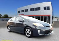 Toyota Prius Beautiful Pre Owned 2015 toyota Prius Three Fwd Hatchback