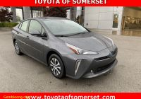 Toyota Prius Best Of New 2020 toyota Prius for Sale somerset Ky