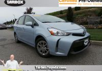 Toyota Prius Best Of Pre Owned 2015 toyota Prius V Three Fwd Station Wagon