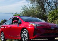 Toyota Prius Best Of the 2016 toyota Prius is the Most Fuel Efficient Car