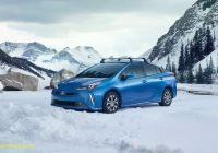 Toyota Prius Best Of World S Best Selling Hybrid Car is now Ready for Winter