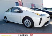 Toyota Prius Inspirational New 2019 toyota Prius Le Fwd Hatchback