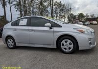 Toyota Prius Inspirational Pre Owned 2010 toyota Prius Ii Fwd Hatchback