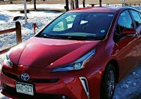 Toyota Prius Inspirational Review 2020 toyota Prius Awd E isn T What You Think